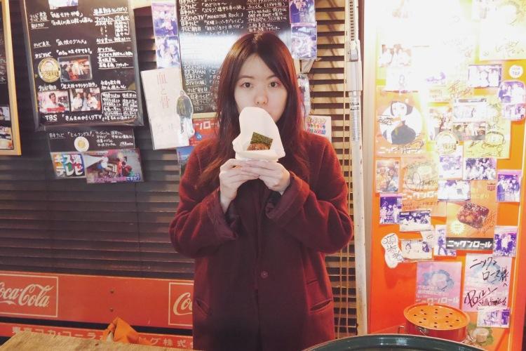 下北澤肉捲飯糰-4