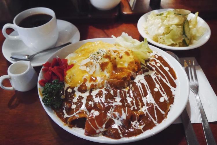 西荻窪-Soleil cafe-18/