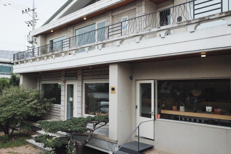 EUN/NEUN延禧洞建築