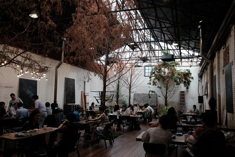 聖水洞大林倉庫咖啡館