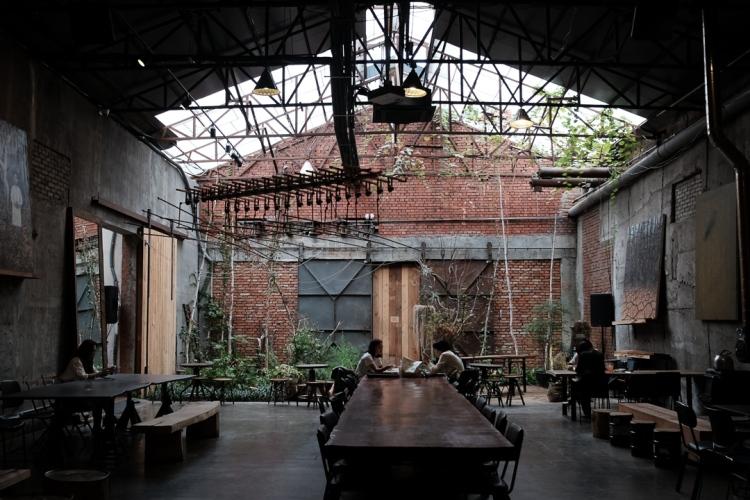 大林倉庫咖啡