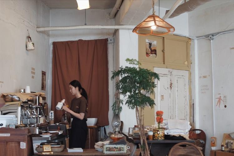 聖水洞Camel cafe