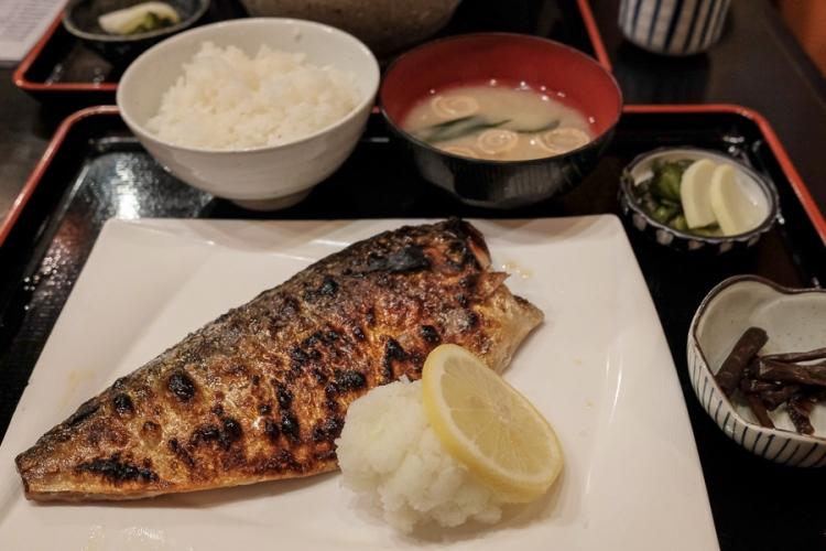 富水-鯖魚