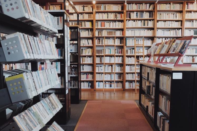 日法學院圖書館