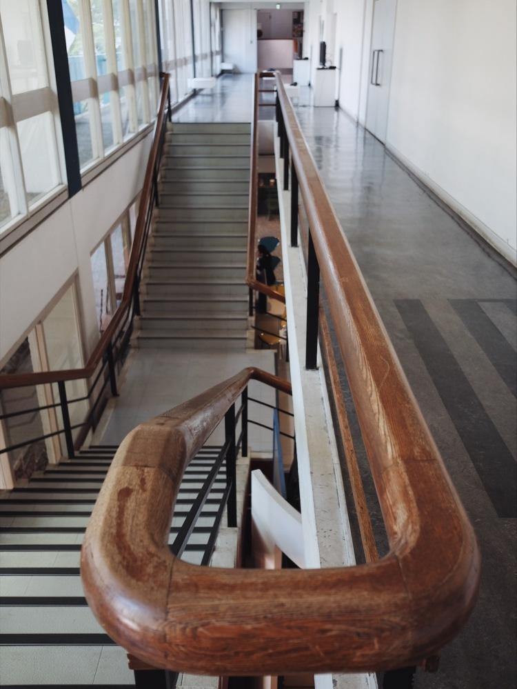 神樂坂日法學院樓梯