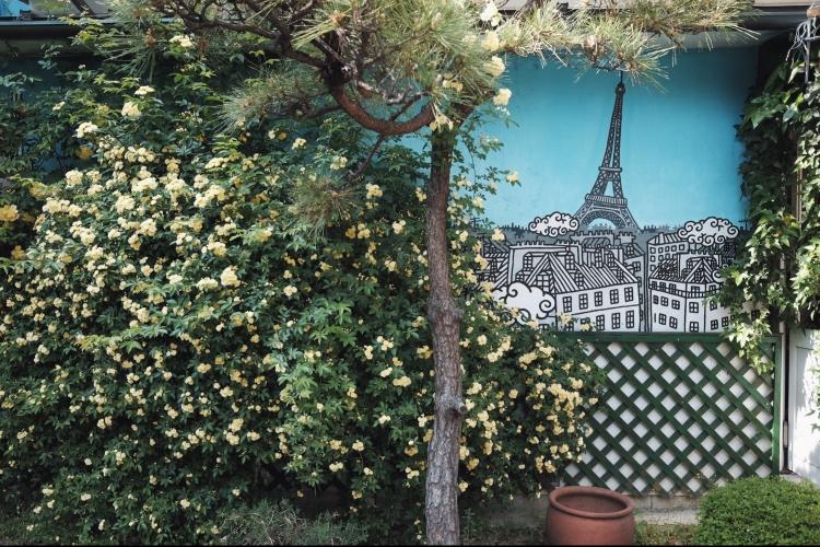 神樂坂學院法國餐廳