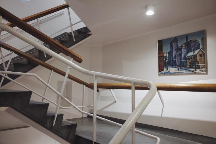 ATHENEE FRANCAIS學校建築內部