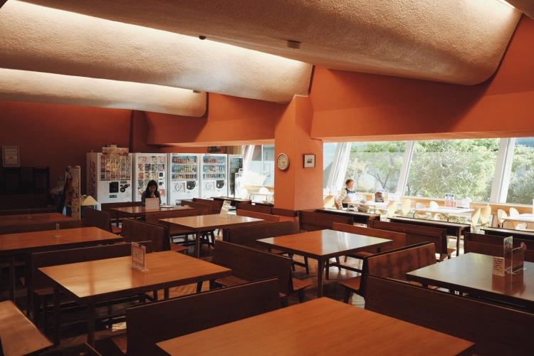 東京法語學校ATHENEE FRANCAIS咖啡廳