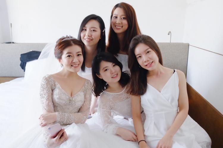 台湾の結婚式1