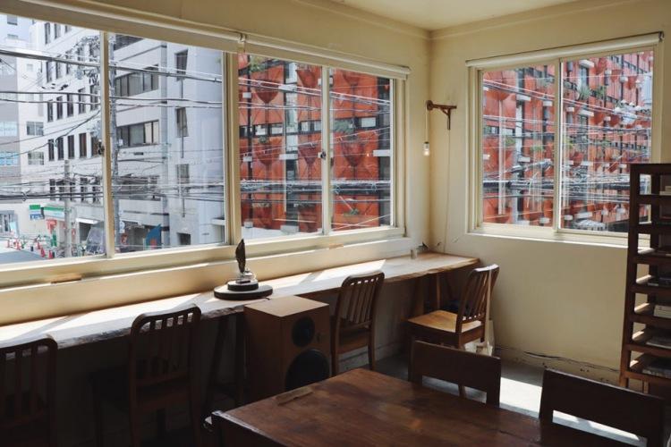 大阪wad cafe
