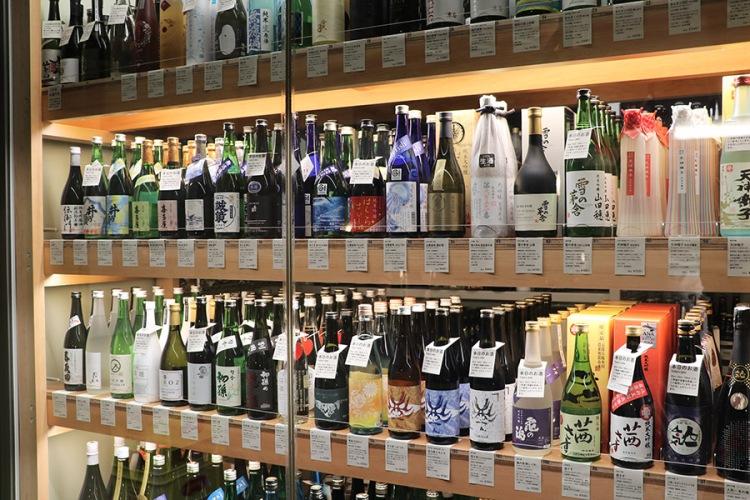 五反田桑原商店日本酒