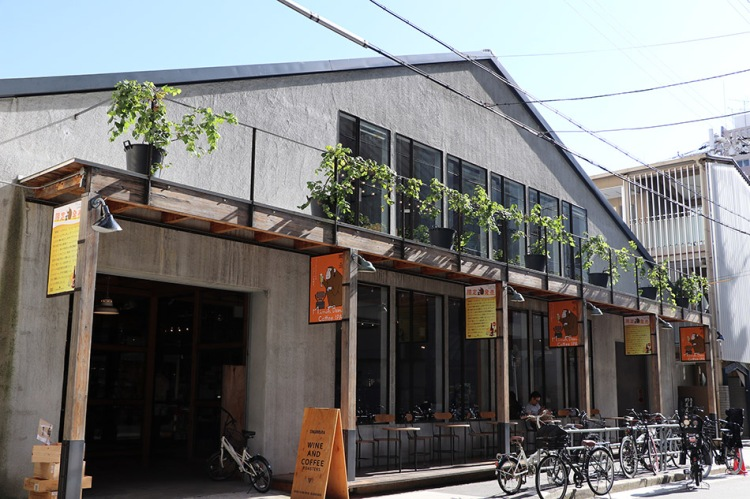 大阪TAKAMURA Wine & Coffee Roasters