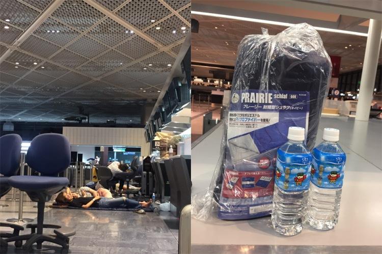 成田機場難民