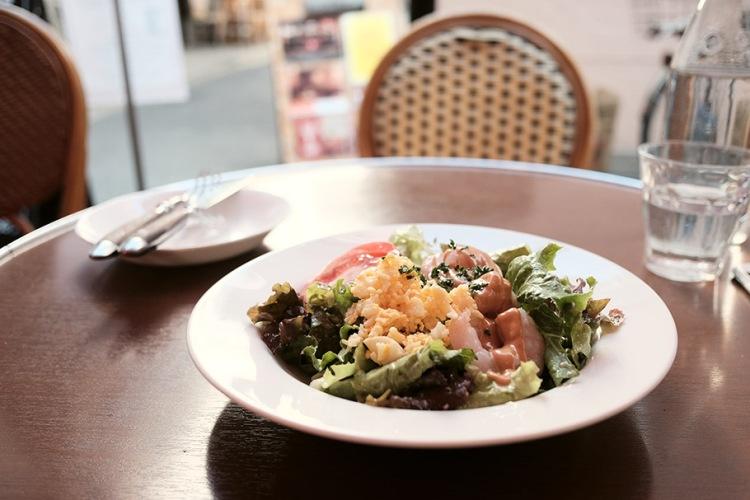 日本橋午餐美食_CUL DE SAC_沙拉.jpg