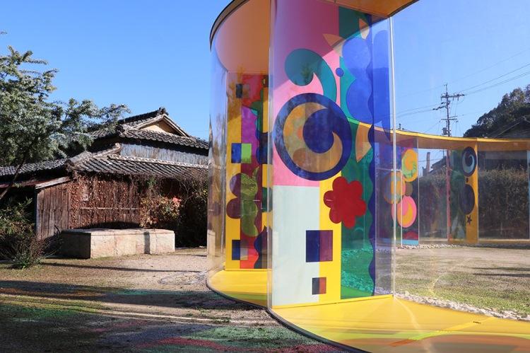 瀨戶內海_犬島家計畫_A邸