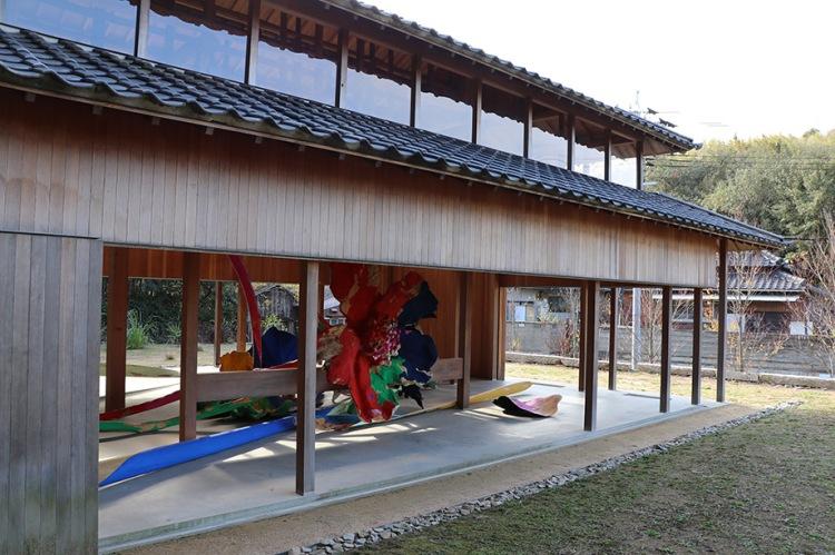 瀨戶內海_犬島家計畫_房屋