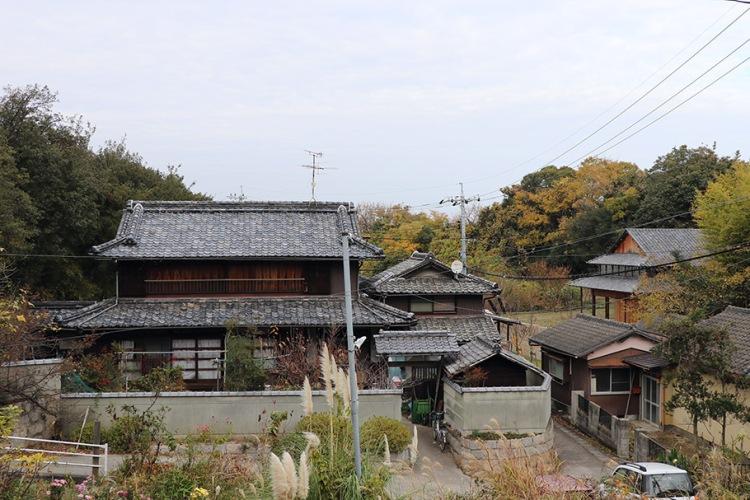 瀨戶內海_犬島街景